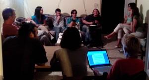 riunione gruppo